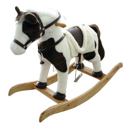 Image de 24IN ROCKING HORSE W/SOUND